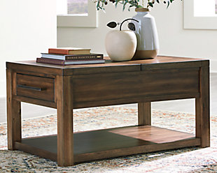 Marleza Coffee Table with Lift Top, , rollover