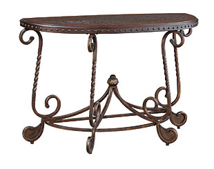 Astounding Rafferty Sofa Console Table Ashley Furniture Homestore Best Image Libraries Weasiibadanjobscom