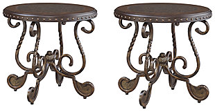 Rafferty 2 End Tables, , large