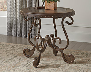 Rafferty End Table, , rollover