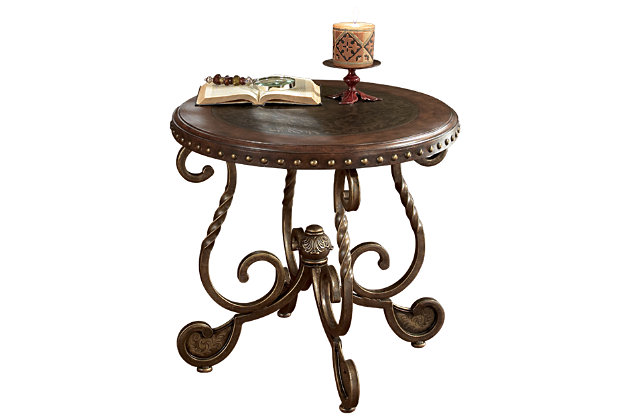 Rafferty table de bout meubles ashley homestore for Ashley meuble canada