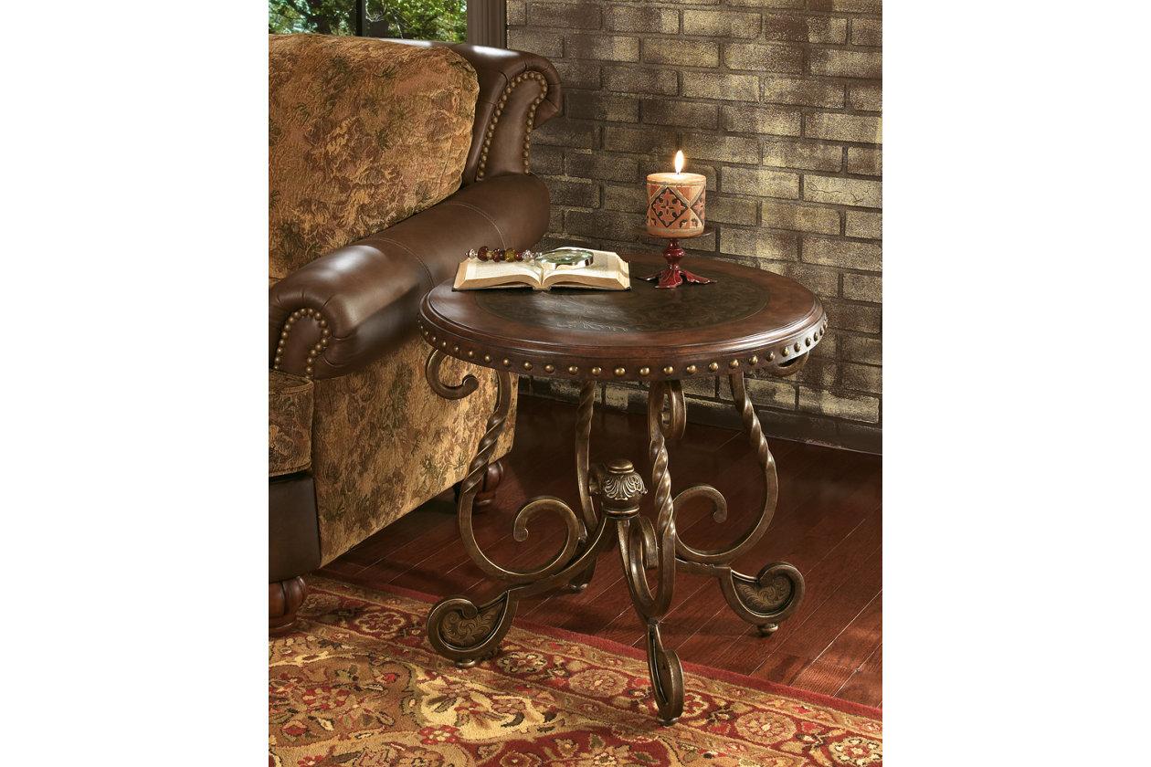 Rafferty end table ashley furniture homestore images rafferty end table geotapseo Image collections