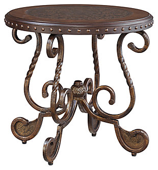 Rafferty End Table, , large