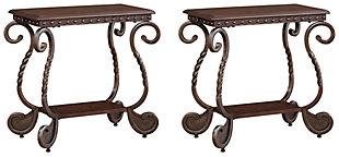 Rafferty 2 End Tables, , rollover
