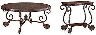 Rafferty Coffee Table with 1 End Table, , large