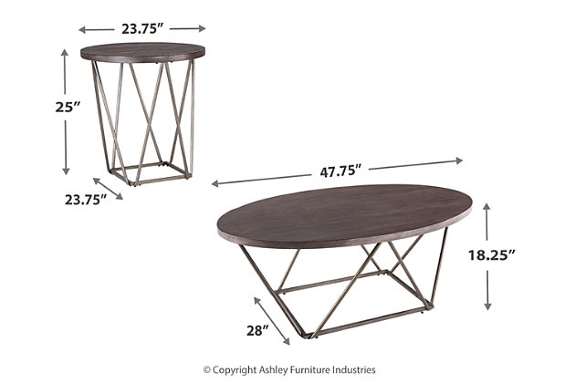 Neimhurst Table (Set of 3), , large