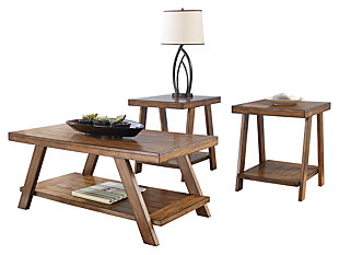 ... Bradley Table (Set of 3)  large ...  sc 1 st  Ashley Furniture HomeStore & Bradley Table (Set of 3) | Ashley Furniture HomeStore