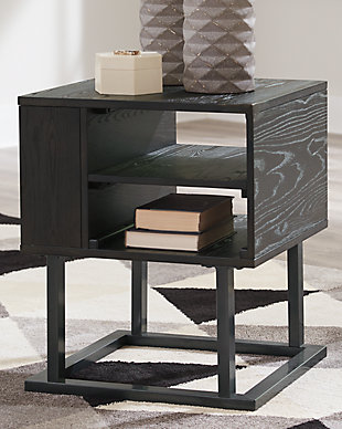 Airdon End Table, , rollover