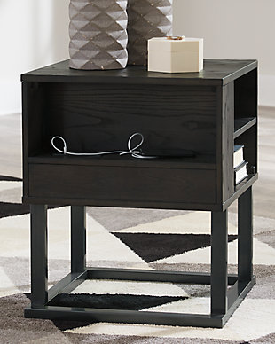 Airdon End Table, , large
