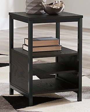 Airdon Chairside End Table, , rollover