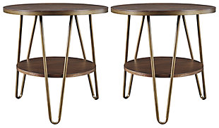 Lettori 2 End Tables, , rollover