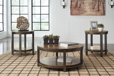 Roybeck Table (Set of 3), , large