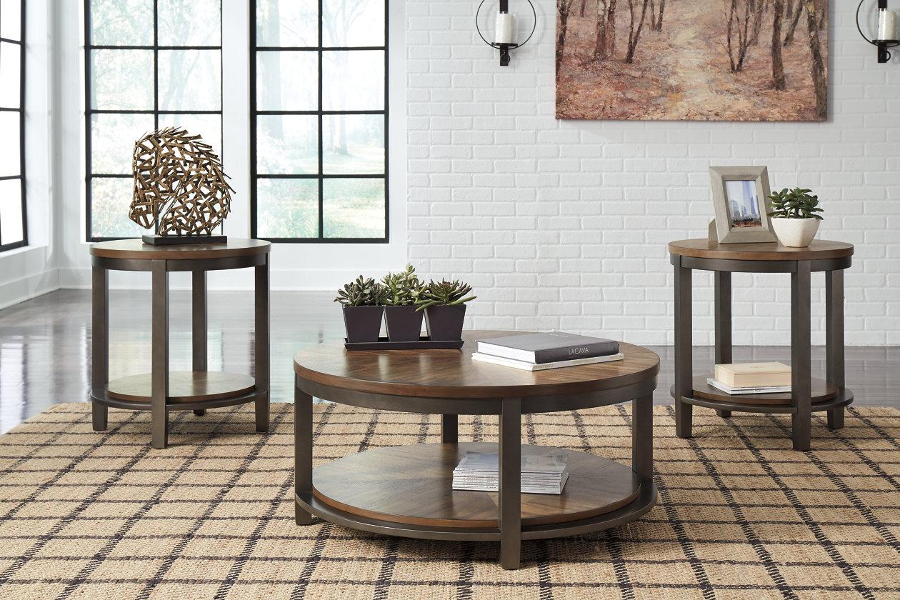 Ashley Furniture Home, Living Room Table Set