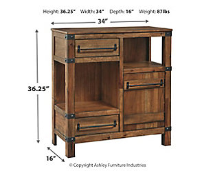Roybeck Accent Cabinet, , large
