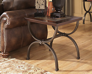 Zander End Table, , rollover