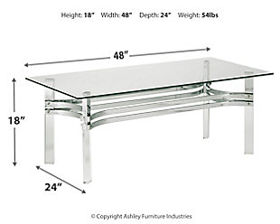 Braddoni Coffee Table, , large