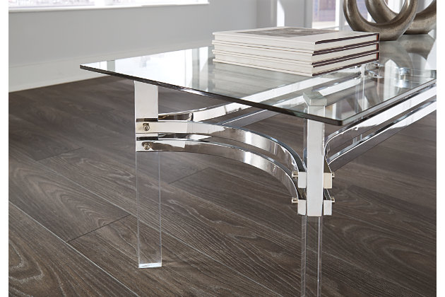 Braddoni Coffee Table with 1 End Table, , large