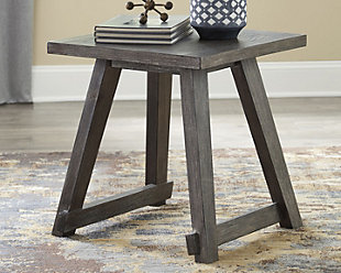 Harpoli End Table, , rollover