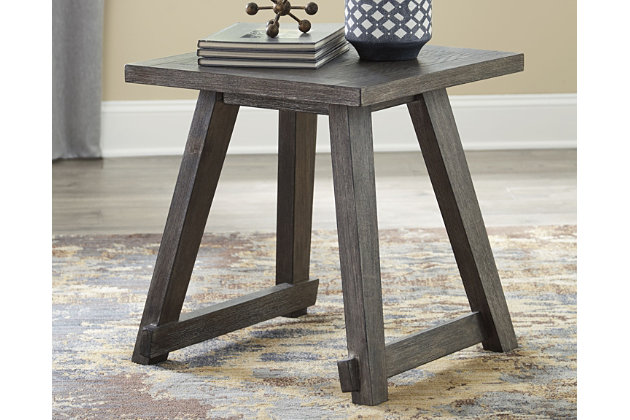 Harpoli End Table, , large
