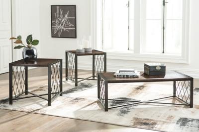 Harpan Table (Set of 3), , large