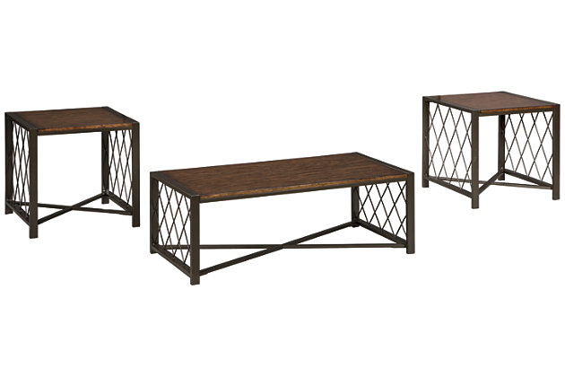 Harpan Table (Set of 3), , large