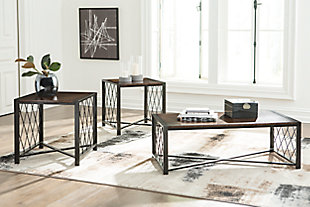 Harpan Table (Set of 3), , rollover