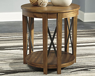 Emilander End Table, , rollover