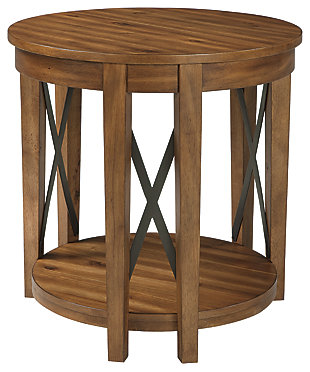Emilander End Table, , large