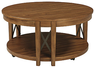 Emilander Coffee Table, , large