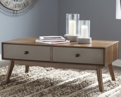 Image of Lynnifer Coffee Table, Two-tone