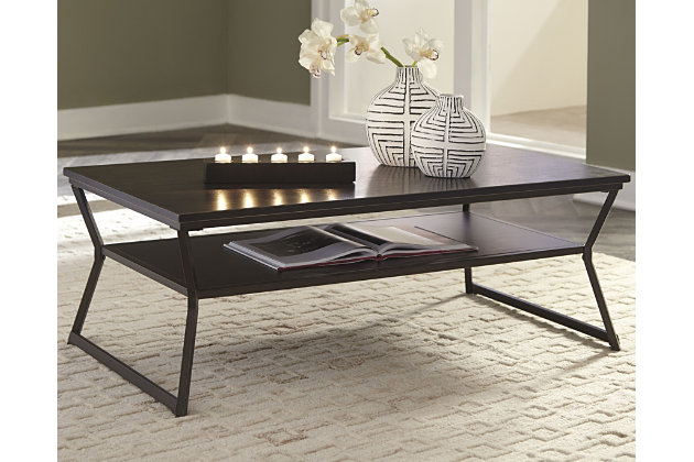 Vallodee Coffee Table, , large