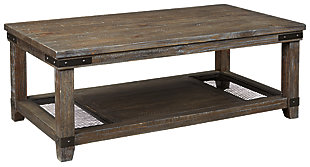 Danell Ridge Coffee Table, , large