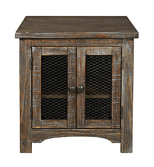 Danell Ridge End Table, , large