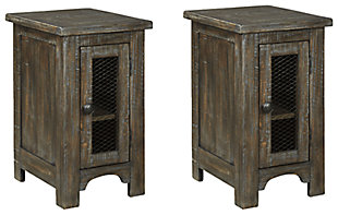 Danell Ridge 2 End Tables, , large