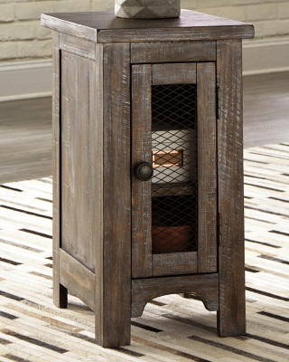 Danell Ridge Chairside End Table, , large