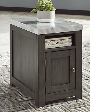 Vineburg End Table, , large