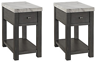 Vineburg 2 End Tables, , large