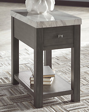 Vineburg Chairside End Table, , rollover