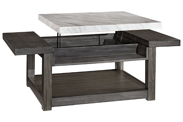 Vineburg Coffee Table with Lift Top, , large