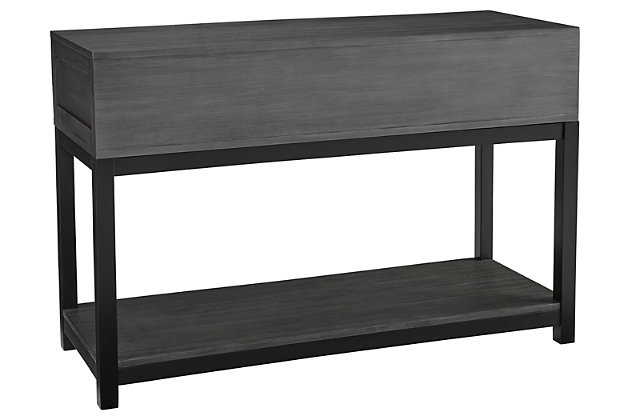 Caitbrook Sofa/Console Table, , large