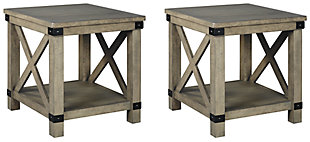 Aldwin 2 End Tables, , rollover