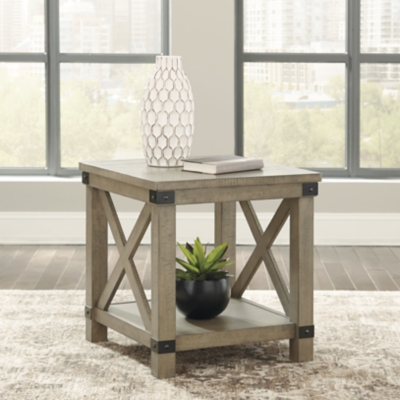 Picture of: Aldwin End Table Ashley Furniture Homestore
