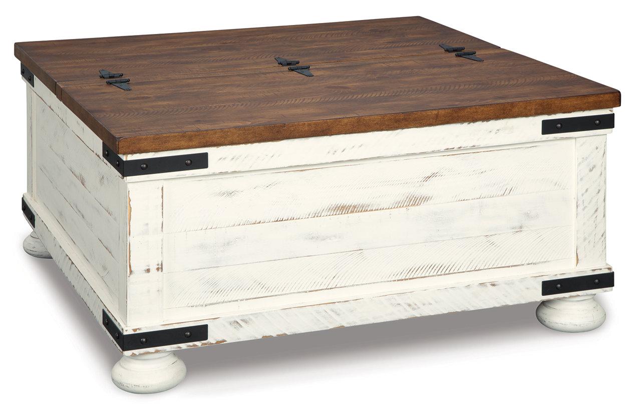 Wystfield Coffee Table Ashley Furniture Homestore