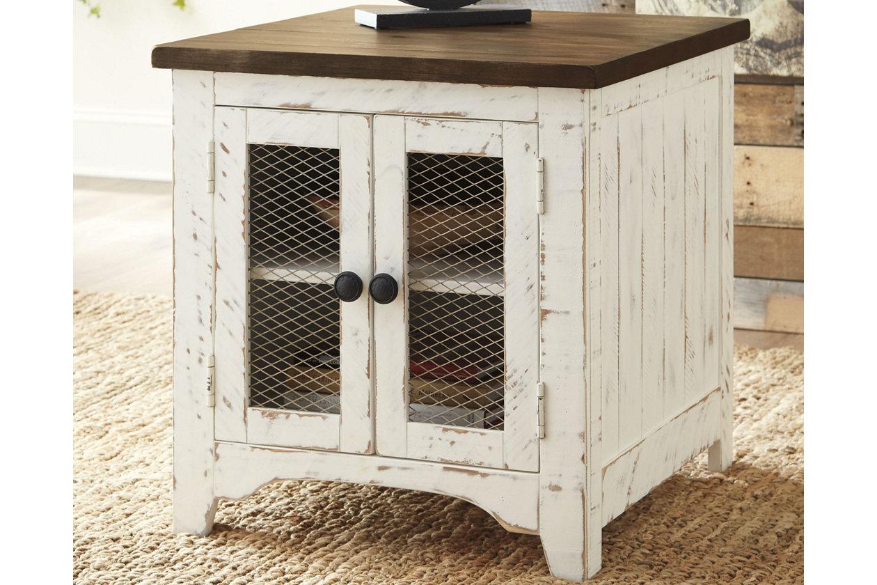 Wystfield End Table Ashley Furniture Homestore