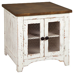 Wystfield End Table, , large