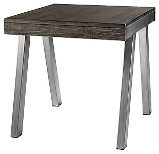 Raventown End Table, , large