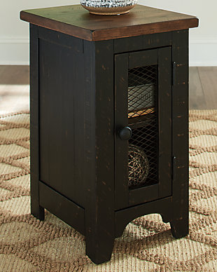 Valebeck Chairside End Table, , rollover