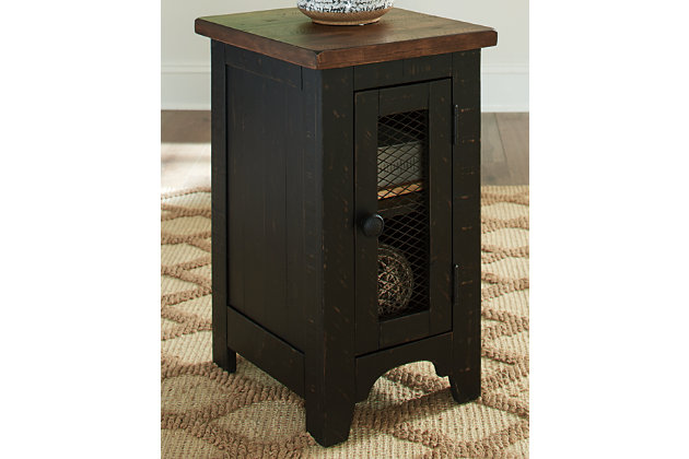 Valebeck Chairside End Table, , large