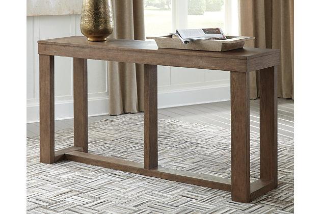 Cariton Sofa/Console Table, , large