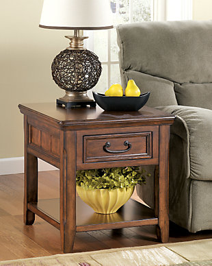 Charming Woodboro End Table, , Large ...